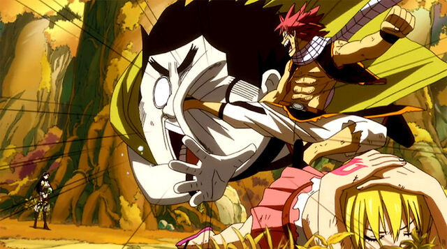 File:Natsu saves Lucy from Kain.jpg