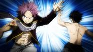 Team Natsu and Gray