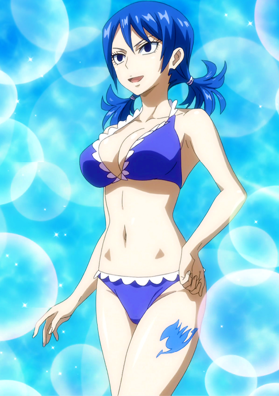 Image juvia in a fairy tail wiki fandom - Fairy tail juvia swimsuit ...