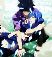 Gray saving Juvia.jpg