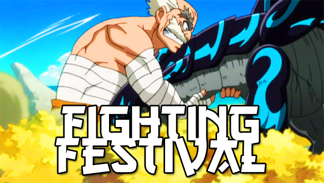 Fighting Festival March12