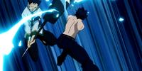 Gray Fullbuster vs. Vanish Brothers