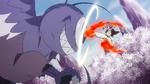 Natsu vs. Cyclops