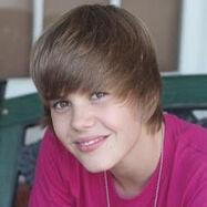 Justina Bieber Casual