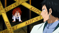 Ichiya imprisoned