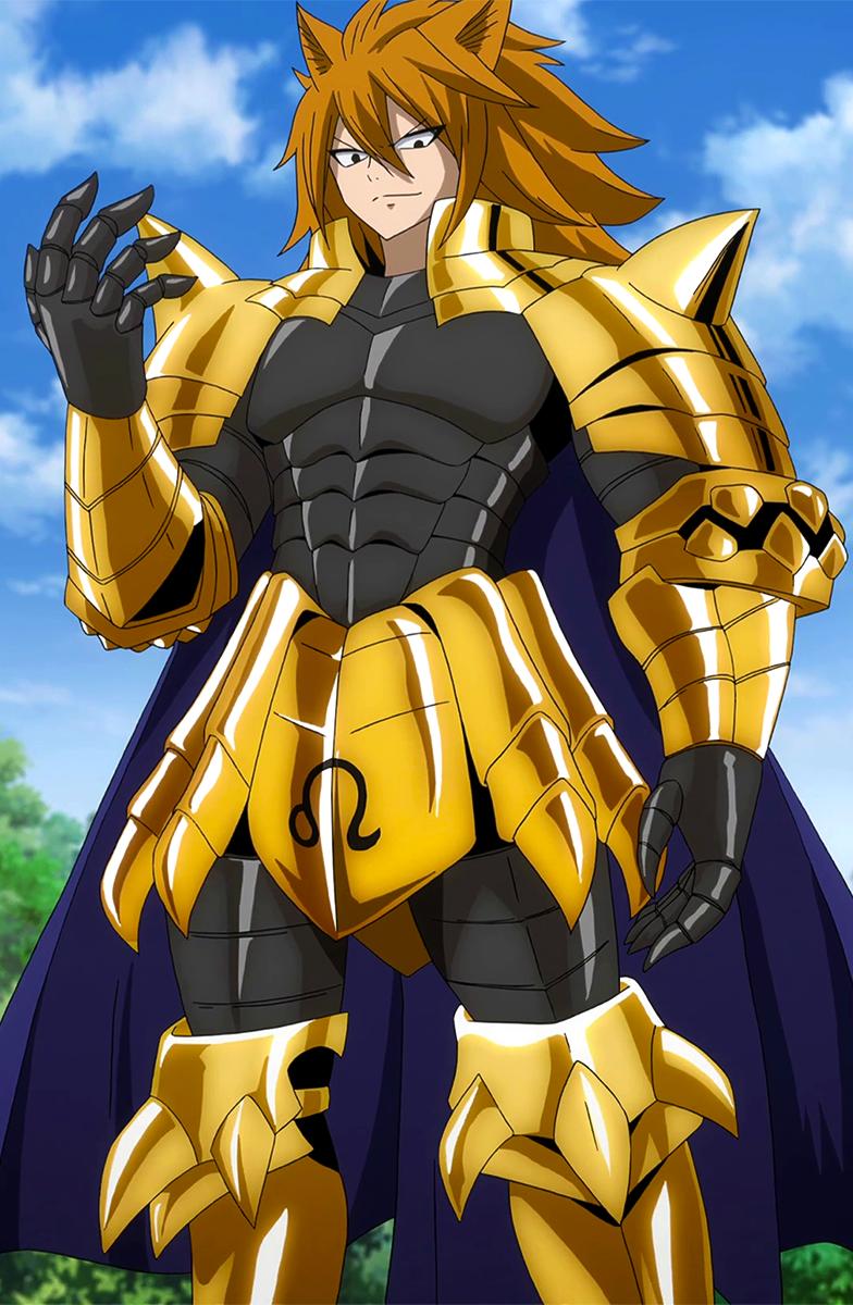 Leo (Eclipse) | Fairy Tail Wiki | Fandom powered by Wikia