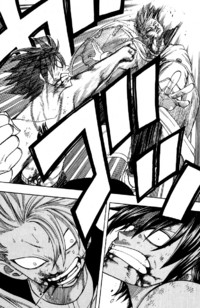 Gray defeats Lyon with a punch