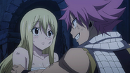 Natsu discovers a way to beat the Dragons