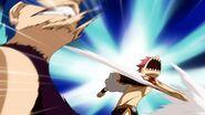 Natsu tells Jellal to shut up