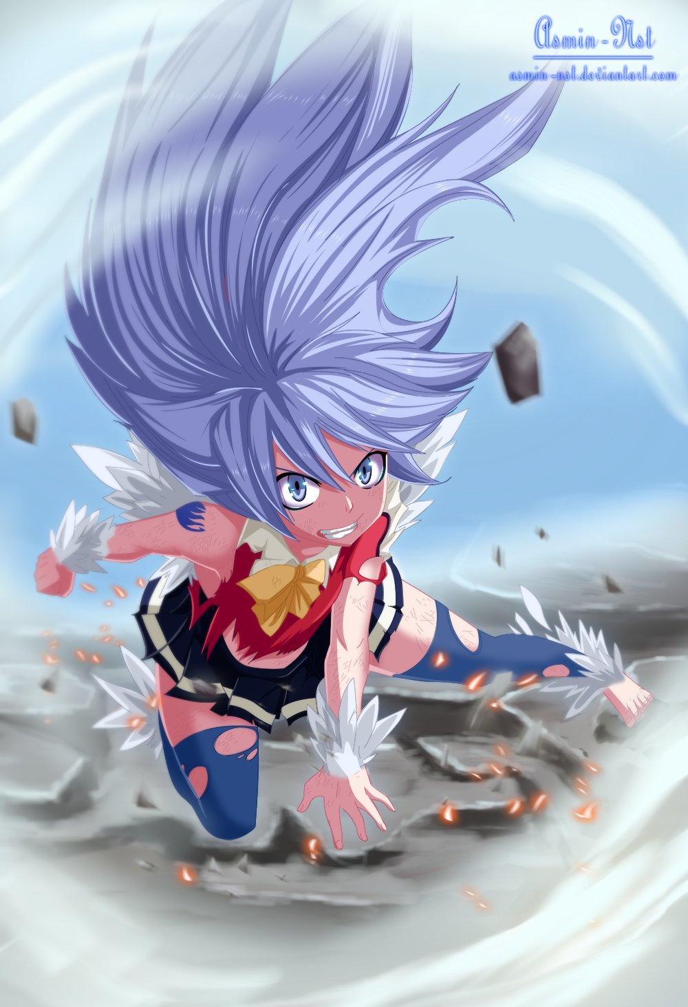 Image - Wendy Dragon Force.png | Fairytail7 Wiki | Fandom ...
