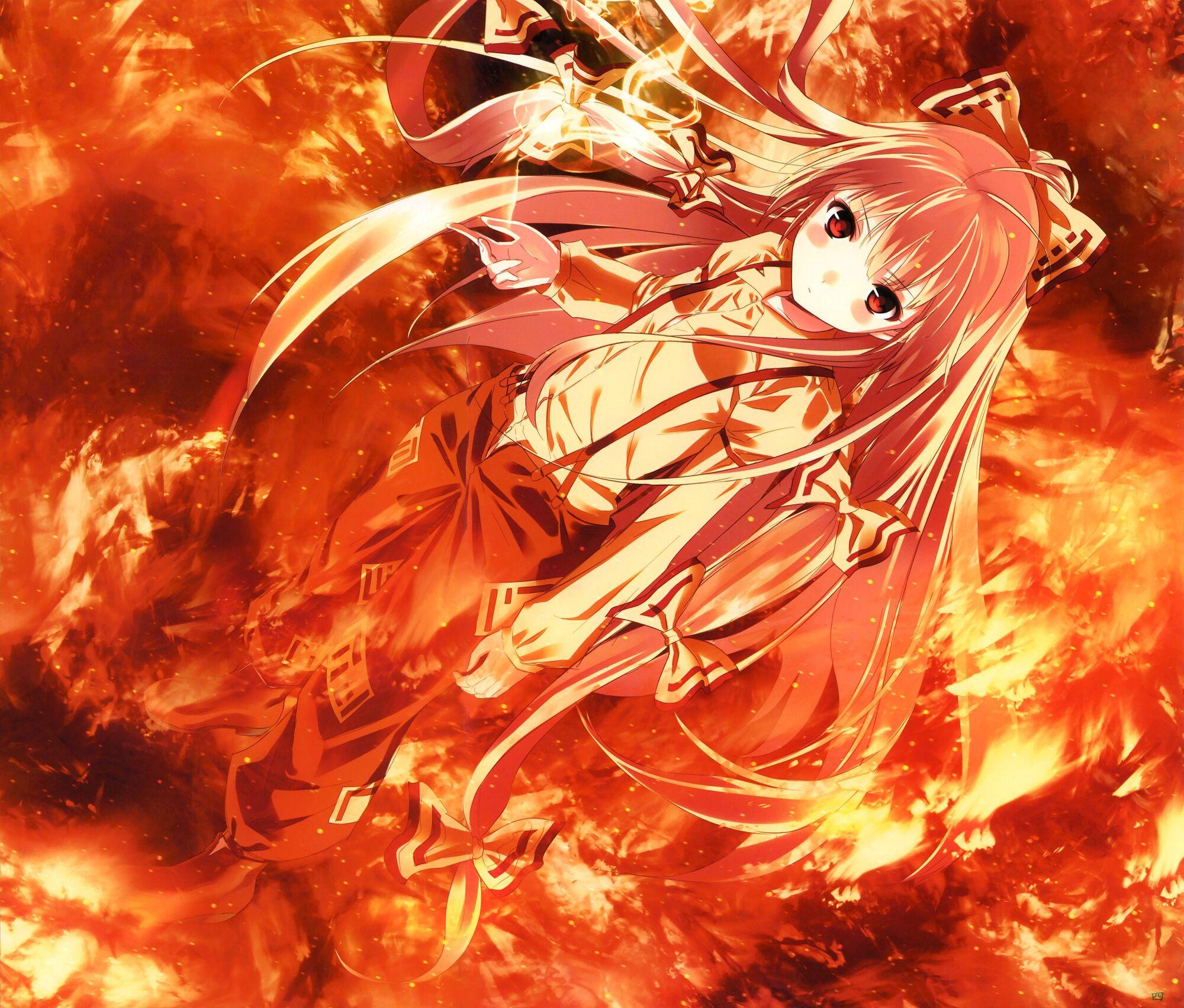 Kasai fairy tail fanon wiki fandom powered by wikia - Anime girls with fire ...
