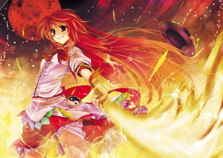 Fire dragon slayer magic lk fairy tail fanon wiki - Anime girls with fire ...