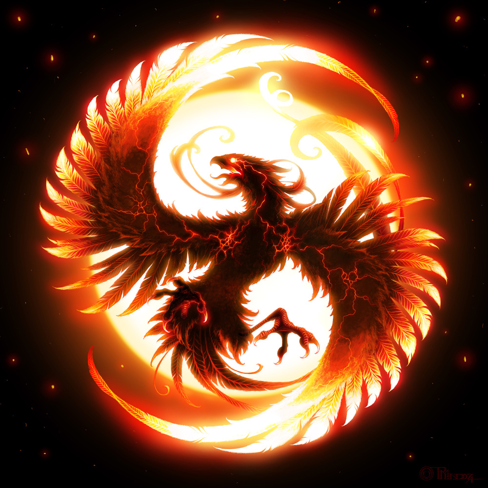 solar phoenix slayer magic