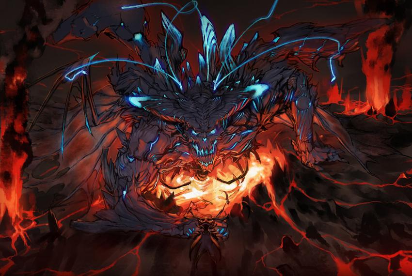 Magma God Slayer Magic | Fairy Tail Fanon Wiki | Fandom ...