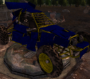 Survivalist Buggy