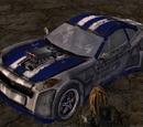 Striped Speedster