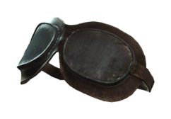 Road goggles