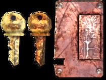 FO3 Keys GECK