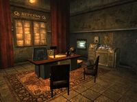 X-13 Admin office