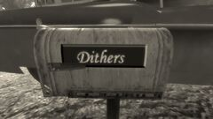 FO3 Dithers mailbox