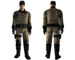 Enclave officer uniform