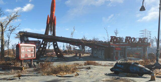 File:Red Rocket truck stop.jpg