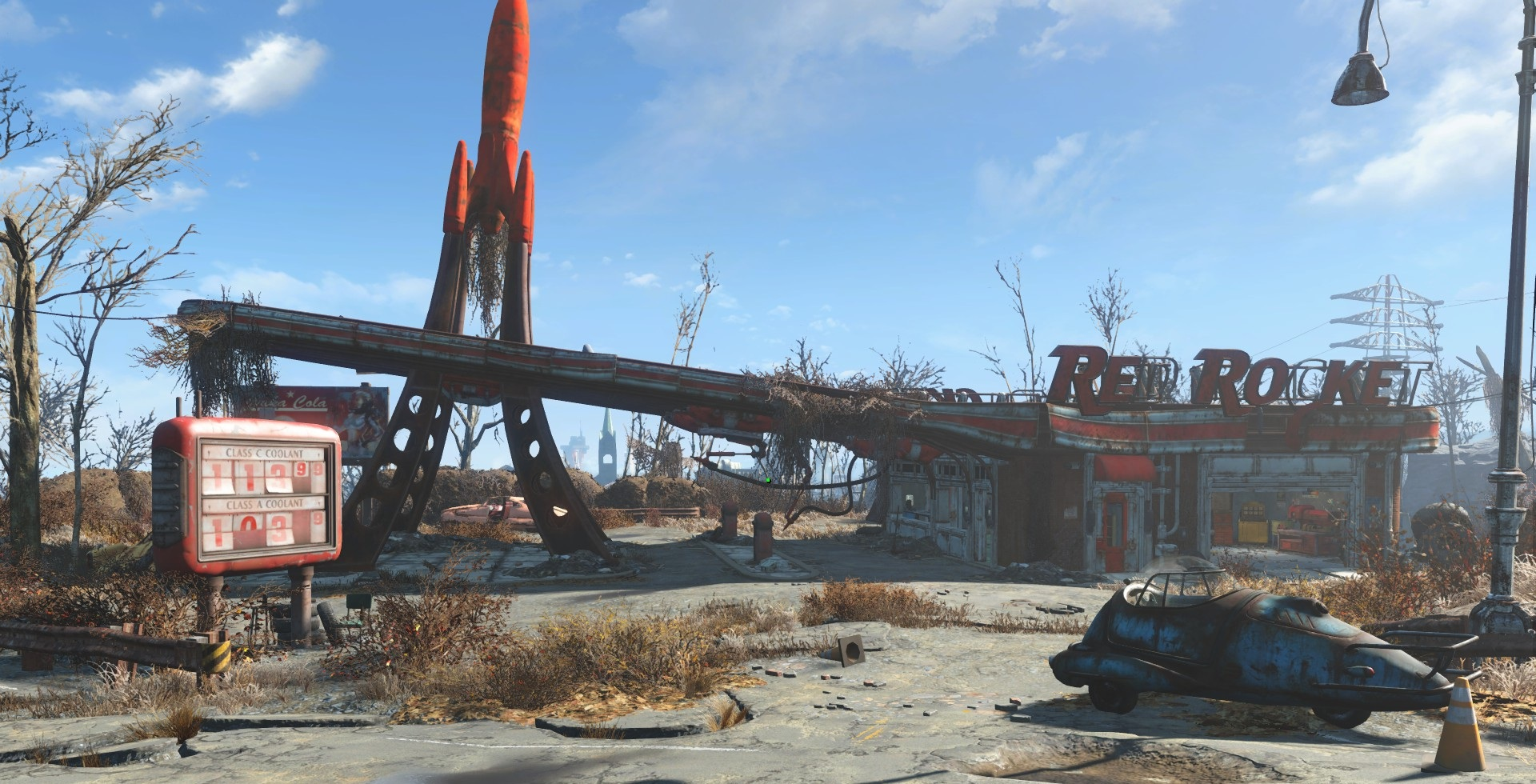 Real Life Home Design Games Red Rocket Truck Stop Fallout Wiki Fandom Powered By Wikia
