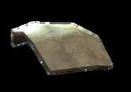 Skull cap bone
