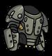 FoS X-01 Mk IV power armor