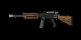 Assault rifle FoS
