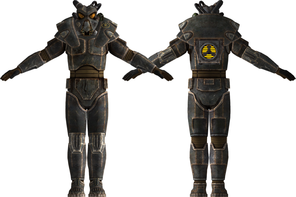 Advanced Power Armor Fallout Vs Titan Armor Xcom