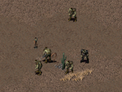 FO1 Random Supermutant patrol
