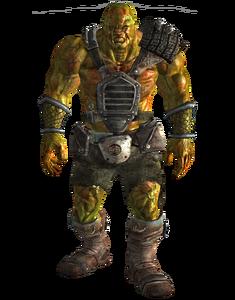 FO3 super mutant
