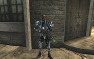 Tesla Armor