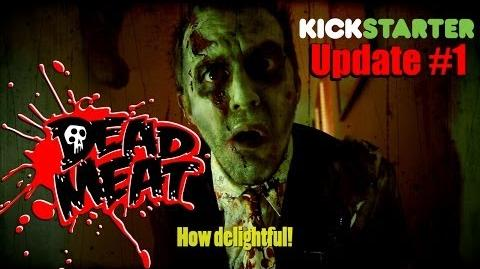 Dead Meat Update 1 - Trick or Treat!