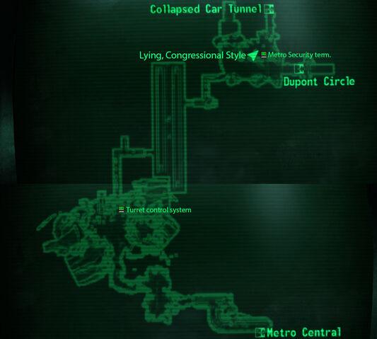 File:Metro Dupont Circle Station map.jpg