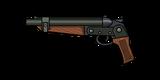 Sawed-off shotgun FoS