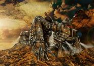 New art 18 behemoth