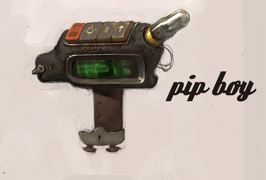 So Basically I Just Had To Make One And Honestly Would Consider Either Re Making The Pipboy 2500 Sell Or A Whole New Prop Like Lil