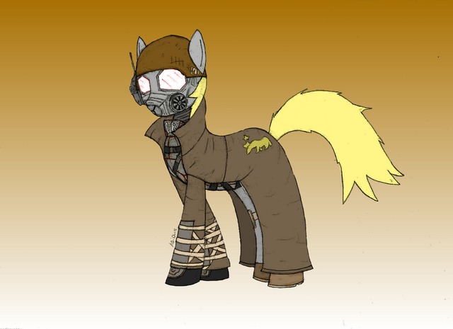 File:Veteran Ranger Pony.png