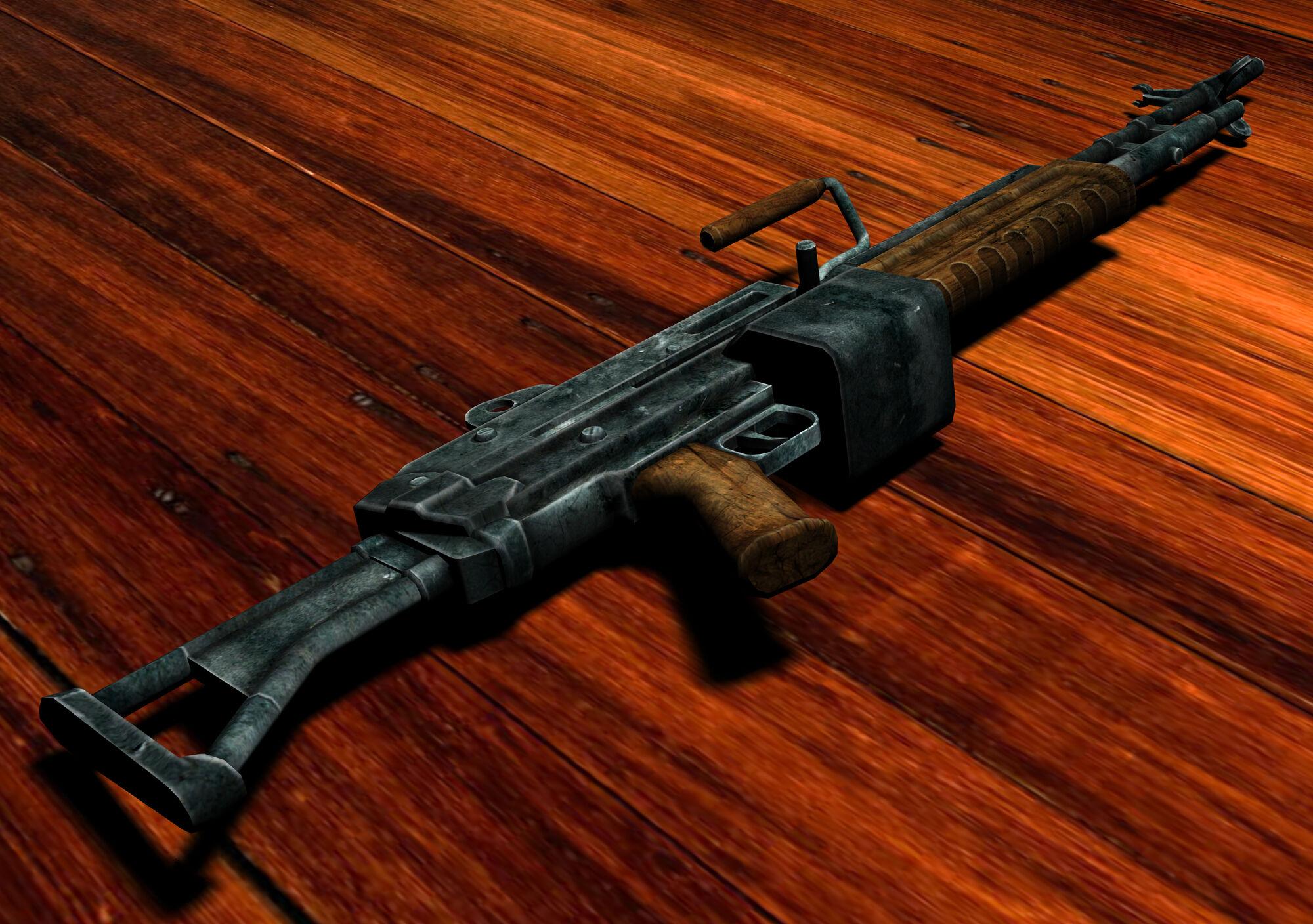 wiki machine gun