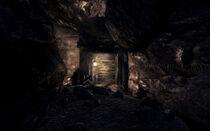 AntAgonizer's lair Door to lair