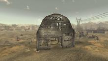 FNV Ant mound barn