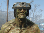 Fo4supermutanthelmet
