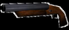 Sawed-off shotgun Van Buren