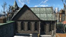 Church of the Cat exterior