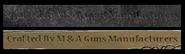 M&A9mmPistol