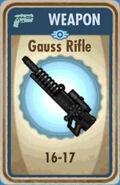 FoS Gauss Rifle Card