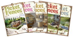 PicketFences collage