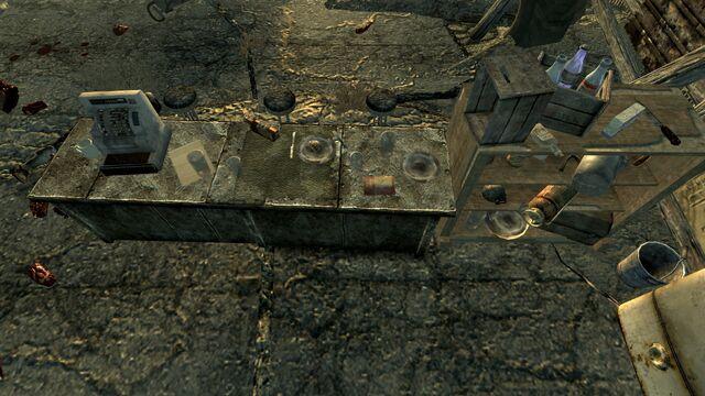 File:FO3 PI Flooded Metro Raider Camp.jpg